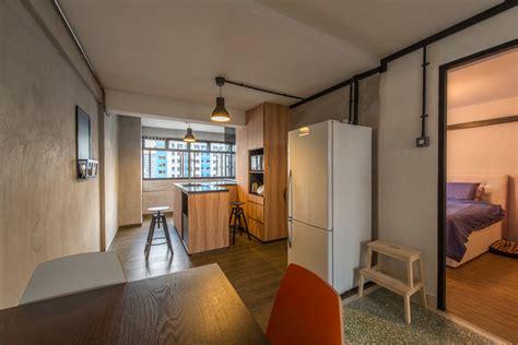Hdb 3 Room Flat (lor Limau