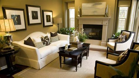 selecting  tables   living room