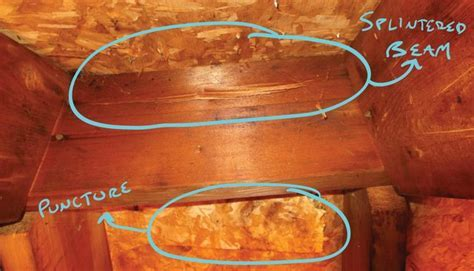 wood   What kind of repairs are prudent for a ridge board