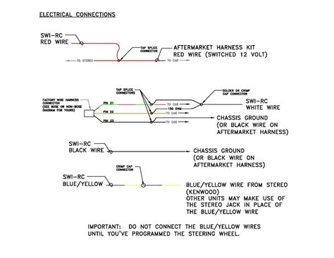 Pac Adapter Wiring Diagram by Diy Steering Wheel With Pac Swi Rc My350z
