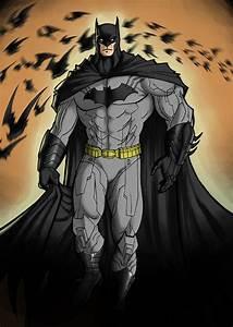 Batman New 52 by Ronniesolano on deviantART