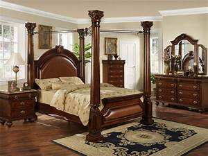 Solid wood king bedroom sets real wooden furniture for Solid wood king bedroom sets