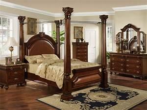 Solid wood king bedroom sets real wooden furniture for Solid wood king bedroom sets