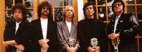 Band Members Of Traveling Wilburys  Find Your World