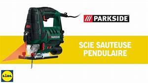 Scie A Onglet Parkside : lidl parkside scie sauteuse pendulaire youtube ~ Dailycaller-alerts.com Idées de Décoration