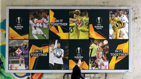identity  uefa europa league  turquoise