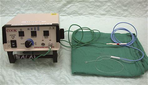 implantable cook swartz doppler probe