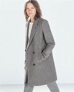 STRUCTURED COAT - Outerwear - TRF | ZARA Serbia