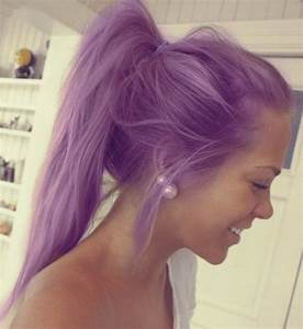 Will a light purple hair colour suit my dark complexion ...