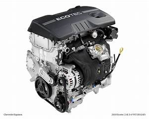 2010 Chevrolet Equinox Ecotec Engine 2 4l I