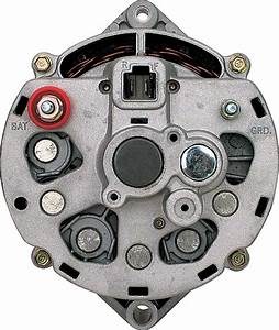 Externally Regulated Alternator Wiring