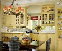 french country kitchen cabinets French Country Kitchens