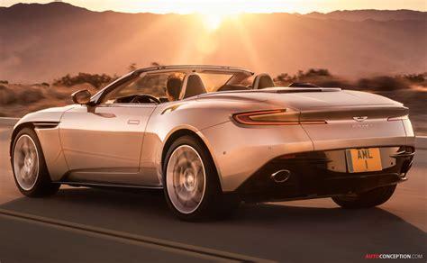 Aston Martin Db11 Volante Unveiled Autoconceptioncom