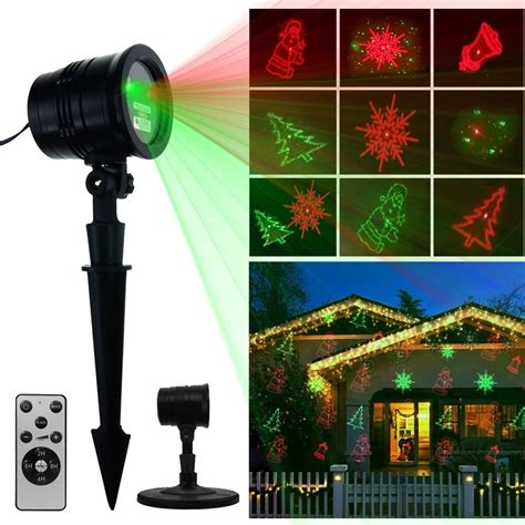 walgreens christmas lights projector indoor outdoor christmas laser lights as low as 14 99