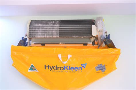 hydrokleen air conditioning cleaning  servicing kbe