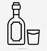 Coloring Colorare Liquor Liquore Disegno Clipart Disegni Bambini Bottiglia Whisky Gratis Pinclipart Icono Nerf Pacco Regalo Olio Gift Box Netclipart sketch template