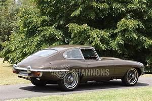 Sold  Jaguar E-type 4 2 Series 2 Coupe Auctions - Lot 38