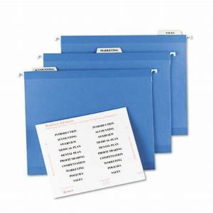 avery 11137 tabs inserts for hanging file folders With hanging file folder label template