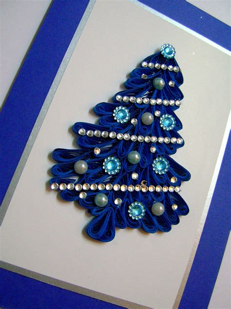 quilled christmas tree quilling christmas quilling
