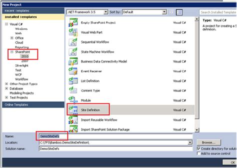 si e d inition my sharepoint custom site definition incorporating