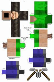 Best minecraft skin template ideas and images on bing find what minecraft papercraft steve girl maxwellsz