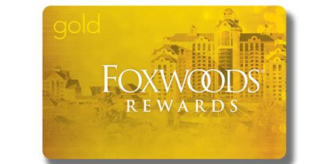 Carte Fidelite Casino by Foxwoods Rewards Foxwoods Resort Casino