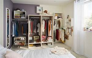 Idée Dressing Fait Maison : dressing ouvert 8 raisons de l adopter en 2018 maison ~ Melissatoandfro.com Idées de Décoration