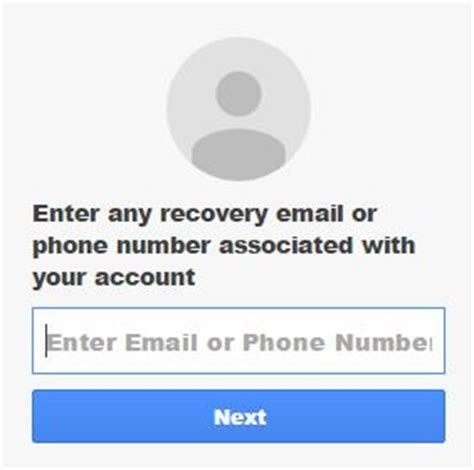 account recovery phone number login sign in login in sign in a guide to sign in website