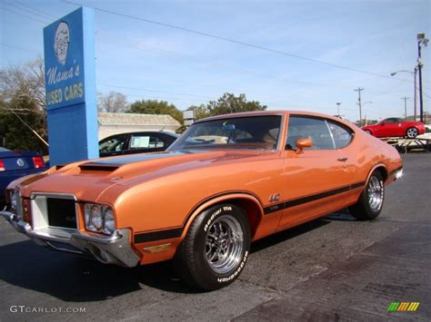 1971 Oldsmobile 442 W30 Holiday Hardtop Coupe Exterior