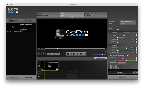 gopro templates gopro studio bumperをblank templateで使用する方法 mac 版 guttyo lab