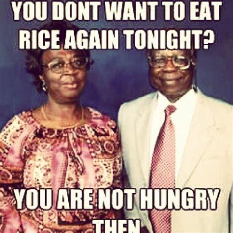 African Parents Meme - african memes