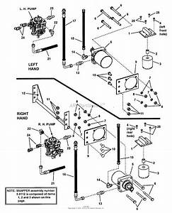 Snapper Pro 7084738   48 U0026quot  Mower Deck Series 0 Parts Diagram For