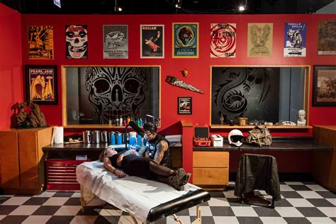 Get a tattoo at The Field Museum's new tattoo shop. (For