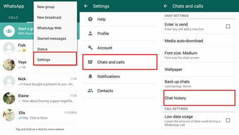 how to delete whatsapp chats permanently quora