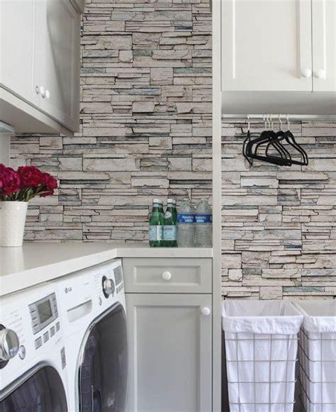 kitchen with backsplash pictures best 25 faux brick backsplash ideas on white 6491