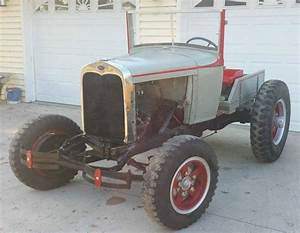 1930 Ford Model A Vin Location