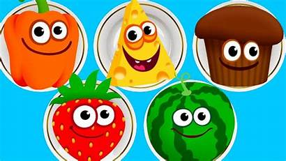 Fun Games Shapes Colors Number Foods Play