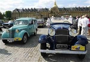 Fédération Française Des Véhicules D époque Ffve : paris en voiture ancienne ~ Medecine-chirurgie-esthetiques.com Avis de Voitures