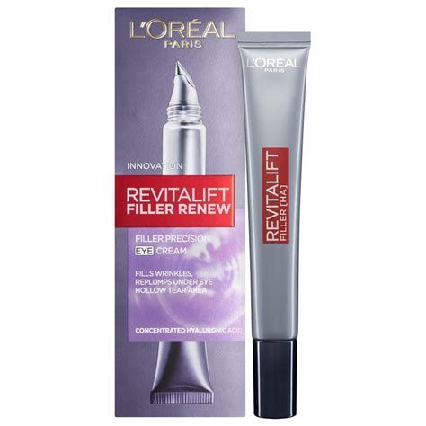 L'Oréal Paris Revitalift Filler Renew Eye Cream (15ml