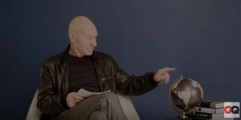 patrick stewart reads bookmark this page keep it forever patrick stewart