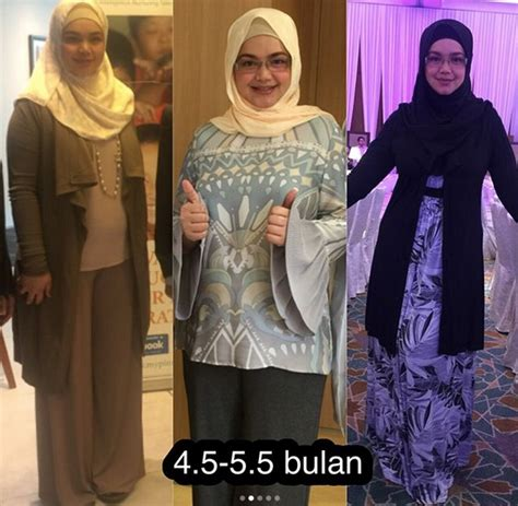 Gugur Kandungan 2 Bulan Pengurus Siti Abadi Momen Kehamilannya Bulan Demi Bulan