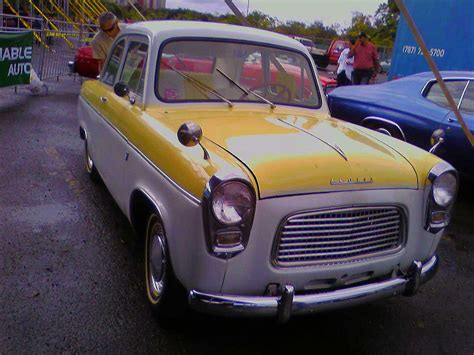 1954 Ford Anglia 100e By Mister-lou On Deviantart