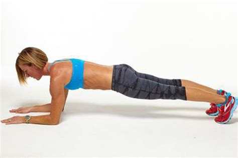 plank pictures it s a plank off 31 core exercises for a killer beach body shape magazine
