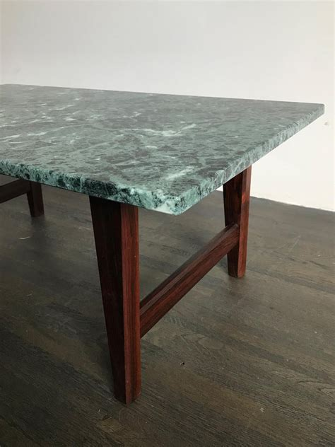 Gio ponti (attributed) place of origin: Italian Mid-Century Modern Marble Coffee Table, 1960s For Sale at 1stdibs