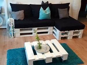Couch Aus Paletten : ihr neues wochenendprojekt palettensofa selber bauen ~ Markanthonyermac.com Haus und Dekorationen