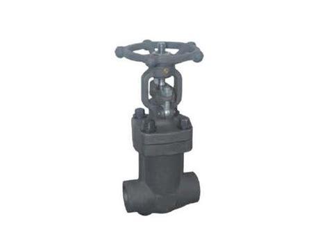 globe valve forged steel bellow seal globe valve
