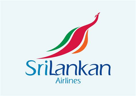 sri lankan airlines vector art graphics freevectorcom