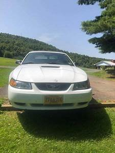 4th gen white 2000 Ford Mustang V6 automatic For Sale - MustangCarPlace