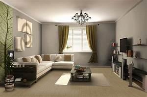 deco salon taupe et lin With couleur peinture salon zen 10 davaus decoration cuisine tableau avec des idees