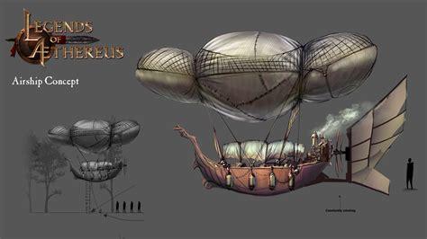 Concept Art  Aethereus Game